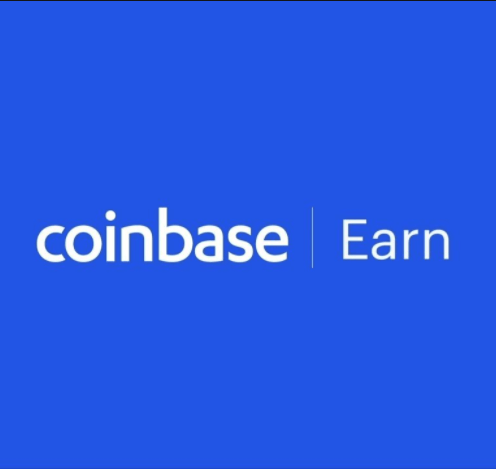 Gratis crypto verdienen via Coinbase Earn