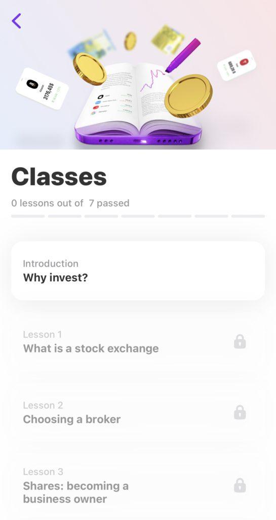 Les 1 tot en met 3 over gratis leren beleggen